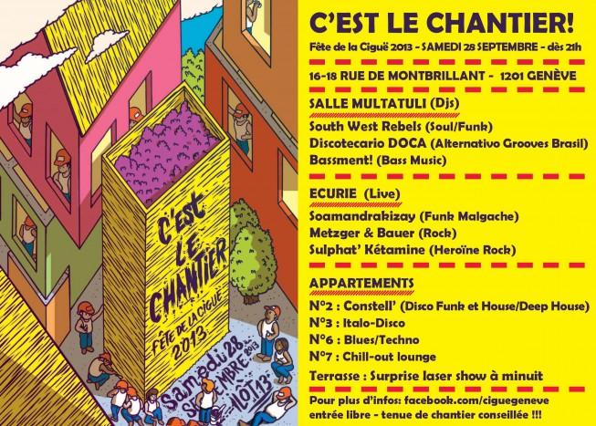 Fête de la Ciguë 2013